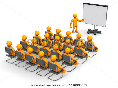 stock-photo-orange-cartoon-characters-sit-in-on-a-lecture-119660032
